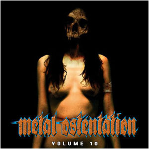 Metal Ostentation X, cover art